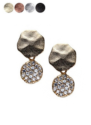 [14K Gold] 페일 귀걸이 Pale Earrings no.50