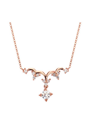 [14K Gold] 줄리아나 목걸이 Juliana Necklace no. j3357