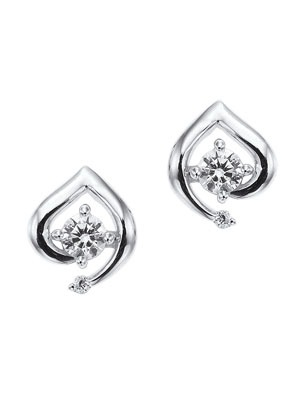 [14K Gold] 러블리 뮤즈 귀걸이 Lovely Muse Earring no.j3651